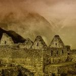 Machu Picchu Peru A Travel