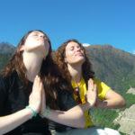En la cima del Wayna Picchu - Peru A Travel