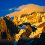 Monte Yerupayá, el segundo pico más alto de Perú (6634 msnm)
