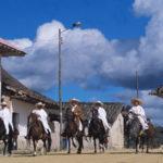 Caballos de Paso en Chachapollas