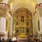 Interior Catedral Arequipa