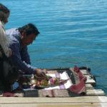 Agradeciendo a la Mamacocha - Peru A Travel