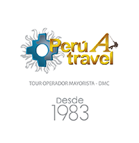 Logo Peru A Travel agency tour operator