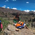 Mujeres en Andamarca