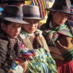 Niñas de Ayacucho